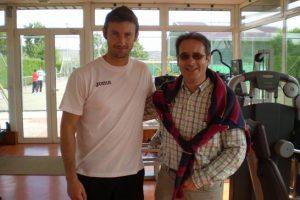 Ferrero y Enrique Roche