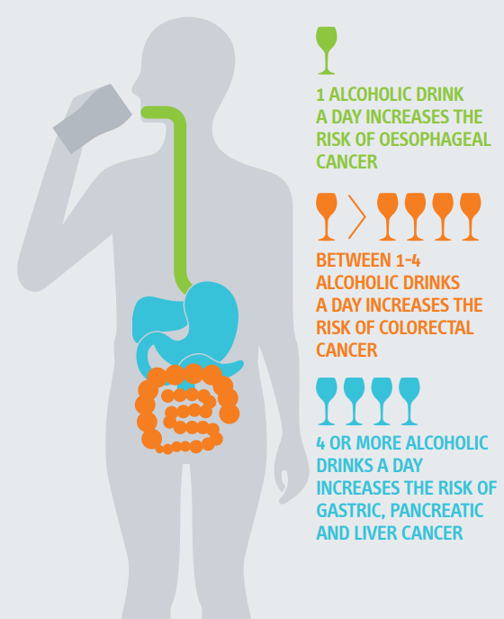 Nutricionista elche: Consumo de alcohol